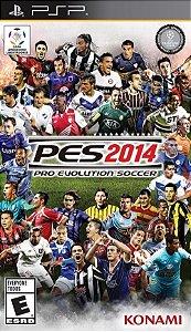 PSP PES 2014 - Pro Evolution Soccer
