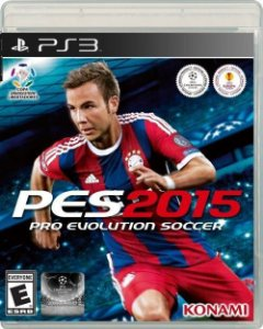 PES 2015: Pro Evolution Soccer - PS3