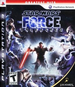 Star Wars: The Force Unleashed Hits - PS3 (usado)