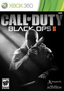 X360 Call of Duty - Black Ops 2