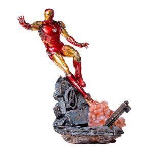 Iron Man Mark 85: Avengers Endgame Art Scale 1/10 - Iron Studios