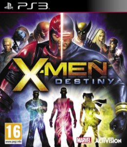 X-Men Destiny - PS3 (usado)
