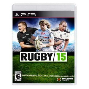 Rugby 15 - PS3 (usado)