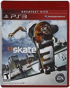 Skate 3 - PS3 (usado)