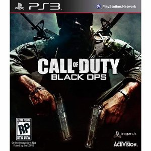 Call of Duty: Black Ops - PS3 (usado)