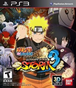Naruto Shippuden: Ultimate Ninja Storm 3 - PS3 (usado)