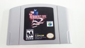 N64 Resident Evil 2 (usado)