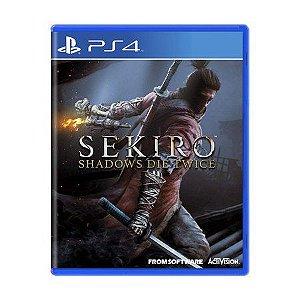 Sekiro: Shadows Die Twice - PS4 (usado)