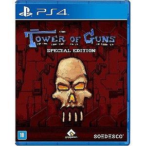 Tower of Guns: Special Edition - PS4 (usado)
