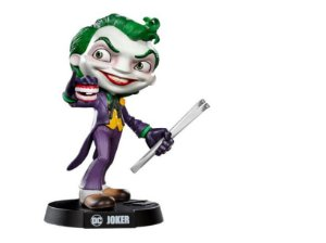 The Joker: DC Comics - Minico Iron Studios