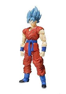 Son Goku Super Saiyan God Dragon Ball Z - S.H.Figuarts Bandai