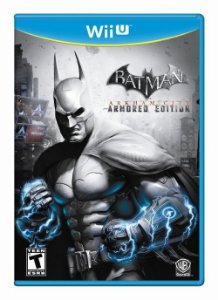 Wii U Batman Arkham City - Armored Edition (usado)