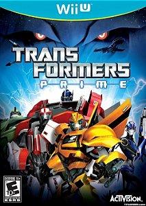 Wii U Transformers Prime (usado)