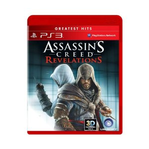 Assassin´s Creed: Revelations Hits - PS3 (usado)