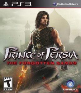 Prince of Persia: The Forgotten Sands - PS3 (usado)