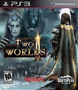PS3 Two Worlds II (usado)