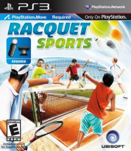 Racquet Sports - PS3 (usado)