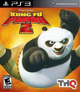 Kung Fu Panda 2 - PS3 (usado)