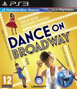 Dance On Broadway - PS3 (usado)