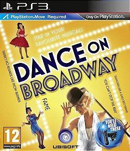 Dance On Broadway - PS3 (usado)