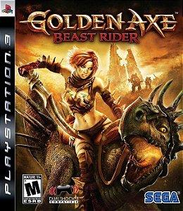 Golden Axe: Beast Rider - PS3 (usado)