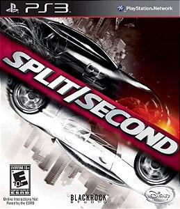 Split Second - PS3 (usado)