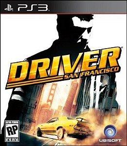Driver: San Francisco - PS3 (usado)