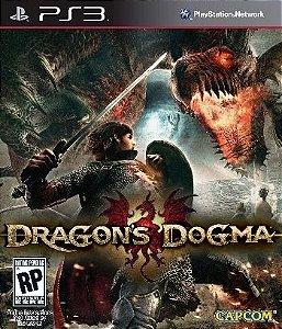 Dragon´s Dogma - PS3 (usado)