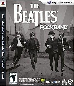 The Beatles: Rock Band - PS3 (usado)