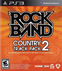 PS3 Rock Band - Country Track Pack 2 (usado)