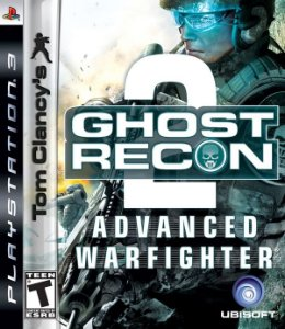 Ghost Recon: Advanced Warfighter 2 - PS3 (usado)