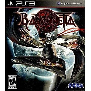 Bayonetta - PS3 (usado)