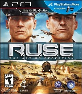 PS3 Ruse - The Art of Deception (usado)