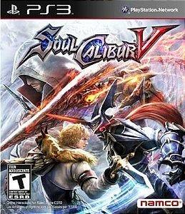 Soul Calibur V - PS3 (usado)