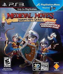 Medieval Moves: Deadmund´s Quest - PS3 (usado)