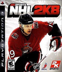 PS3 NHL 2K8 (usado)
