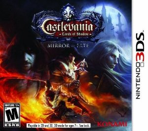 3DS Castlevania Lords of Shadow - Mirror of Fate (usado)