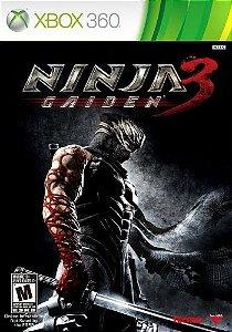 X360 Ninja Gaiden 3 (usado)