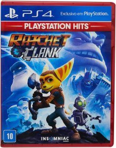 Ratchet e Clank Hits - PS4 (usado)
