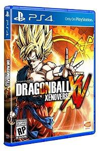 Dragon Ball Xenoverse - PS4 (usado)