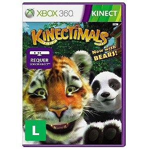 Kinectimals - Xbox 360 (usado)