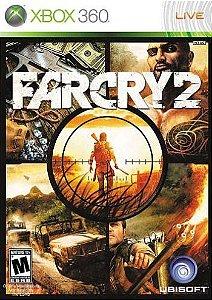 Far Cry 2 - Xbox 360 (usado)