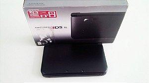 NINTENDO 3DS XL PRETO USADO