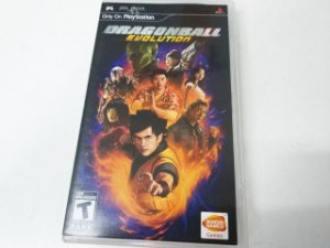 Dragon Ball: Evolution - PSP (usado)