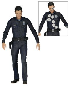 T-1000: Police Disguise Terminator Genisys - Neca