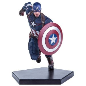 Captain America Age of Ultron - Art Scale 1/10 Iron Studios