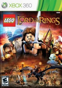 X360 Lego - Lord of The Rings