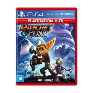 Ratchet e Clank - PS4