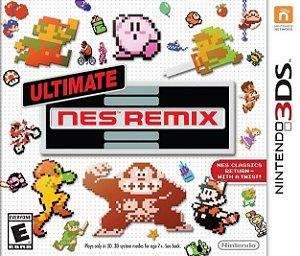 ULTIMATE NES REMIX (3DS)