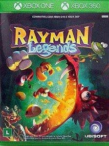 Rayman: Ledends - Xbox 360 e Xbox One